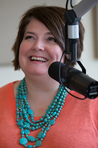 WCIC jill tracey morning show host
